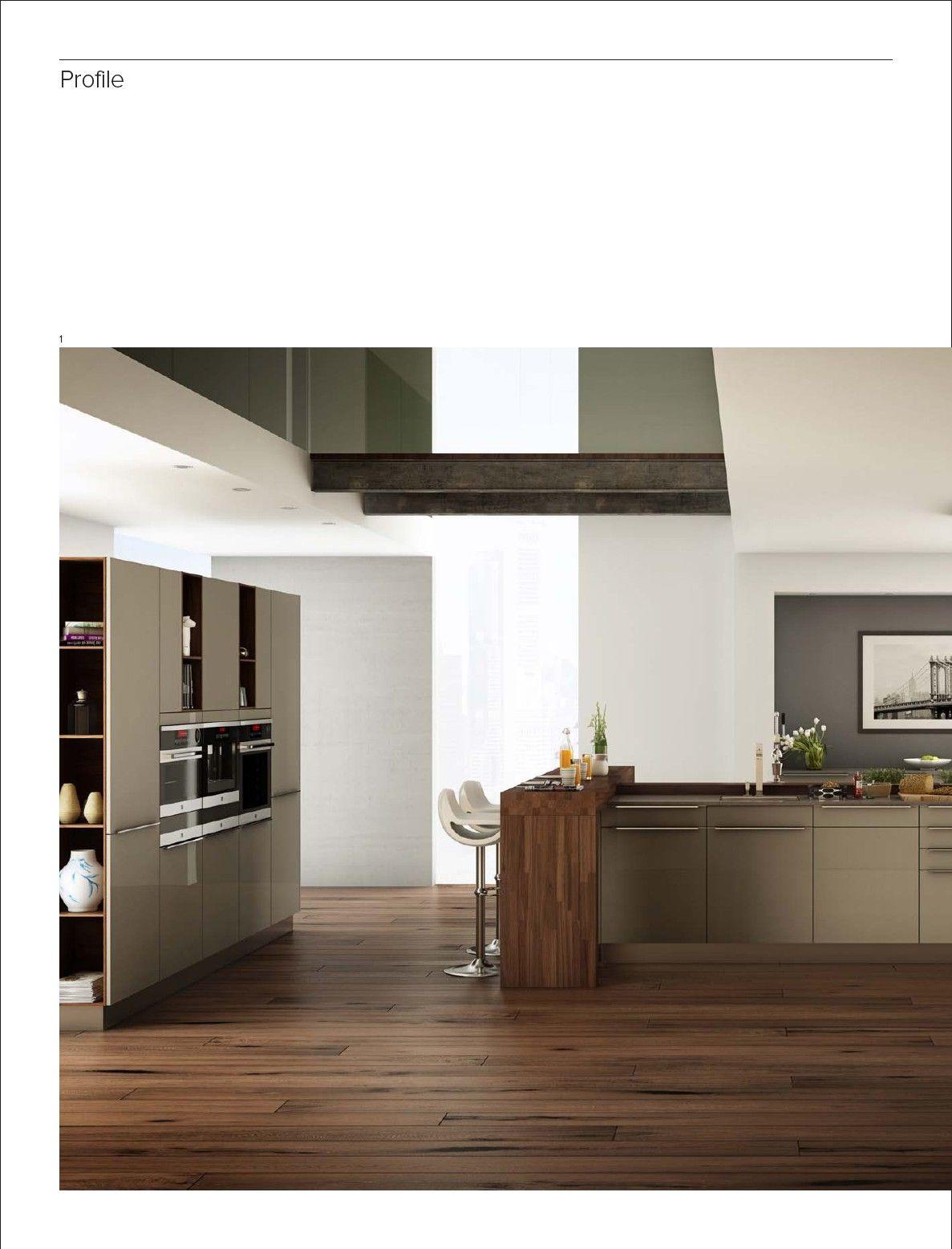 Kitchen catalogue Küchen katalog Goldreif Kitchen