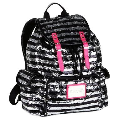 Betseyville Stripes Sequins Backpacks For Girls | Xmas ideas ...