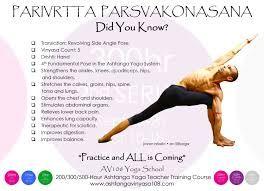 Resultado de imagen para parivrtta parsvottanasana