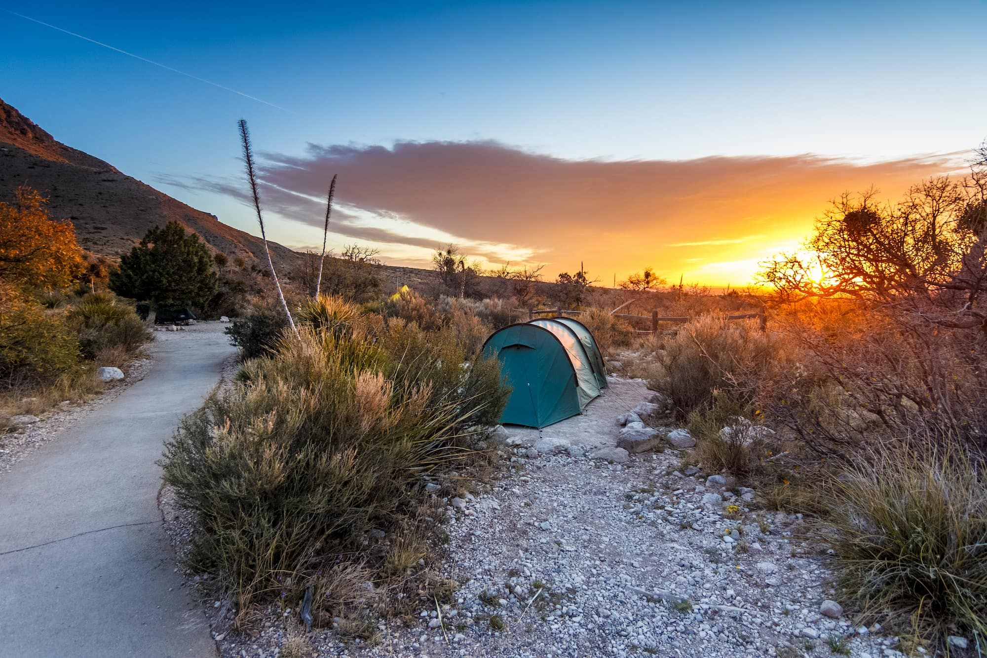 7 big texas adventure spots with camping nearby