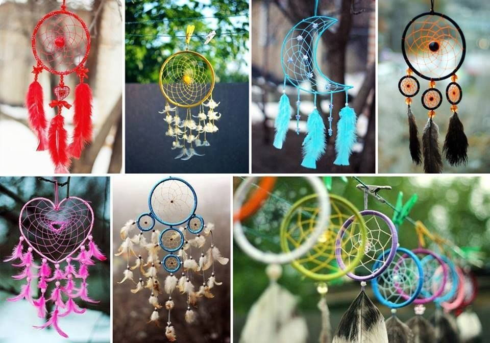How To Make Dream Catchers Easy Sharethere Is Something Magical Derived From Fun Projects To Do At