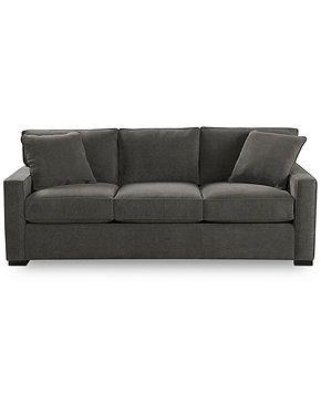 Furniture Radley 86 Sofa Bed Furniture Macy Furniture Fabric Sofa