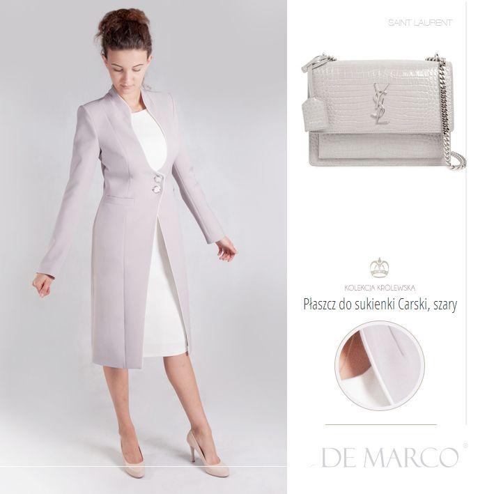 3678ce9cd8 Szycie na miarę on-line dla mamy Pana młodego   Pani młodej w firmie z  Frydrychowic Sukienka z płaszcze to ekskluzywna stylizacja dla mamy wesela.