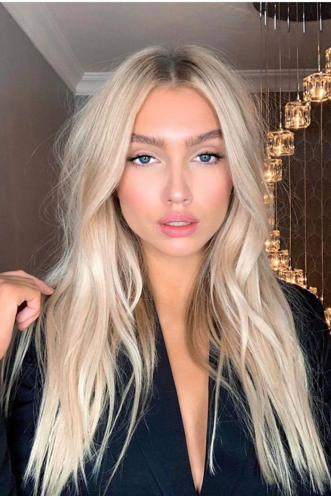 Pin on hair ambitions 2020 fun colours #blonde#bay