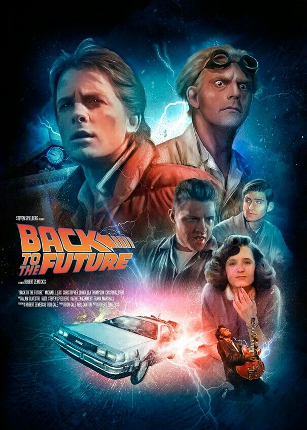 back to the future | back to the future en 2018 | pinterest