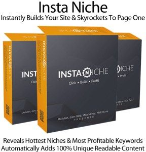 Insta-Niche-Pro-Version-NULLED-Instant-Download | Work at home