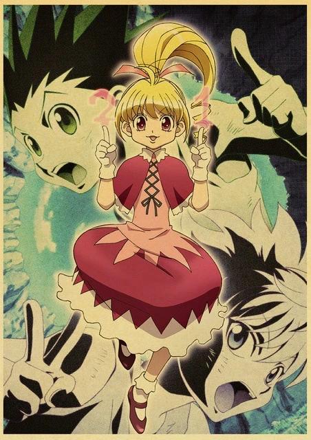 Hunter X Hunter Anime Suite : hunter, anime, suite, Posters, Hunter, Passion-manga, Anime, Manga, Covers,, Wallpaper