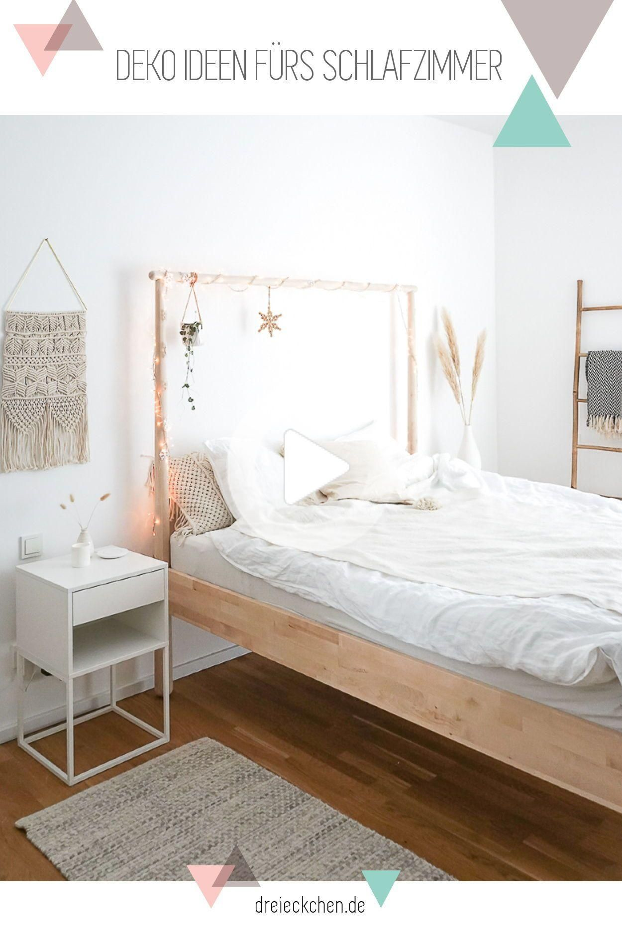 Schlafzimmer Einrichten Naturliche Deko Ideen Mit Getrockneten Grasern Und Trockenblumen In 2020 Schlafzimmer Einrichten Ikea Bett Schlafzimmer Ideen Gemutlich