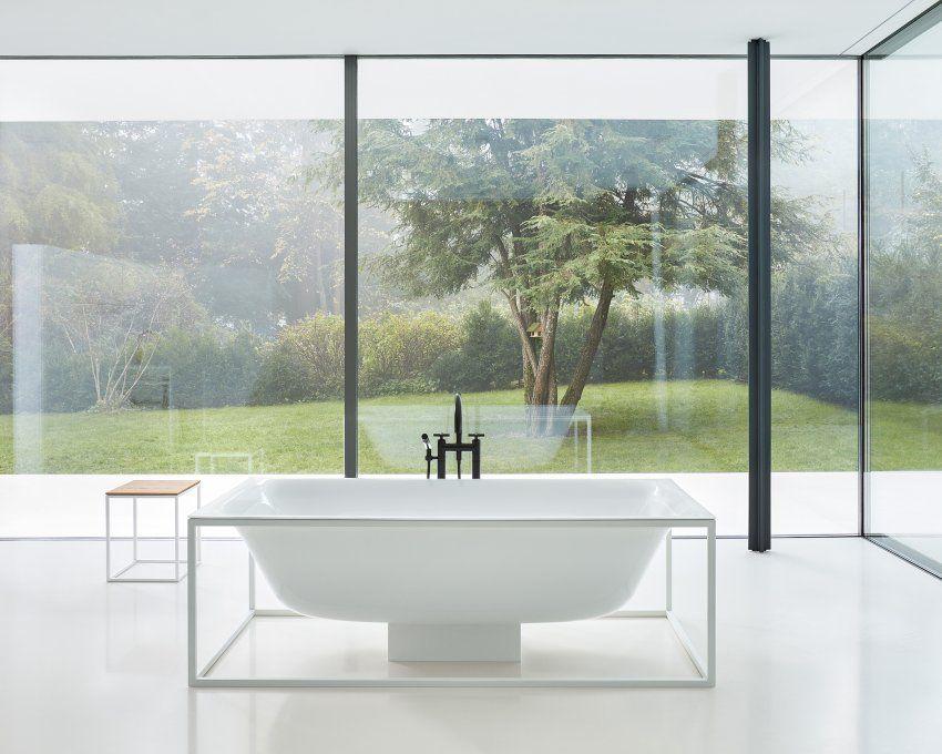Badezimmer Badewanne ~ Schöne ideen für bodengleiche duschen große badezimmer