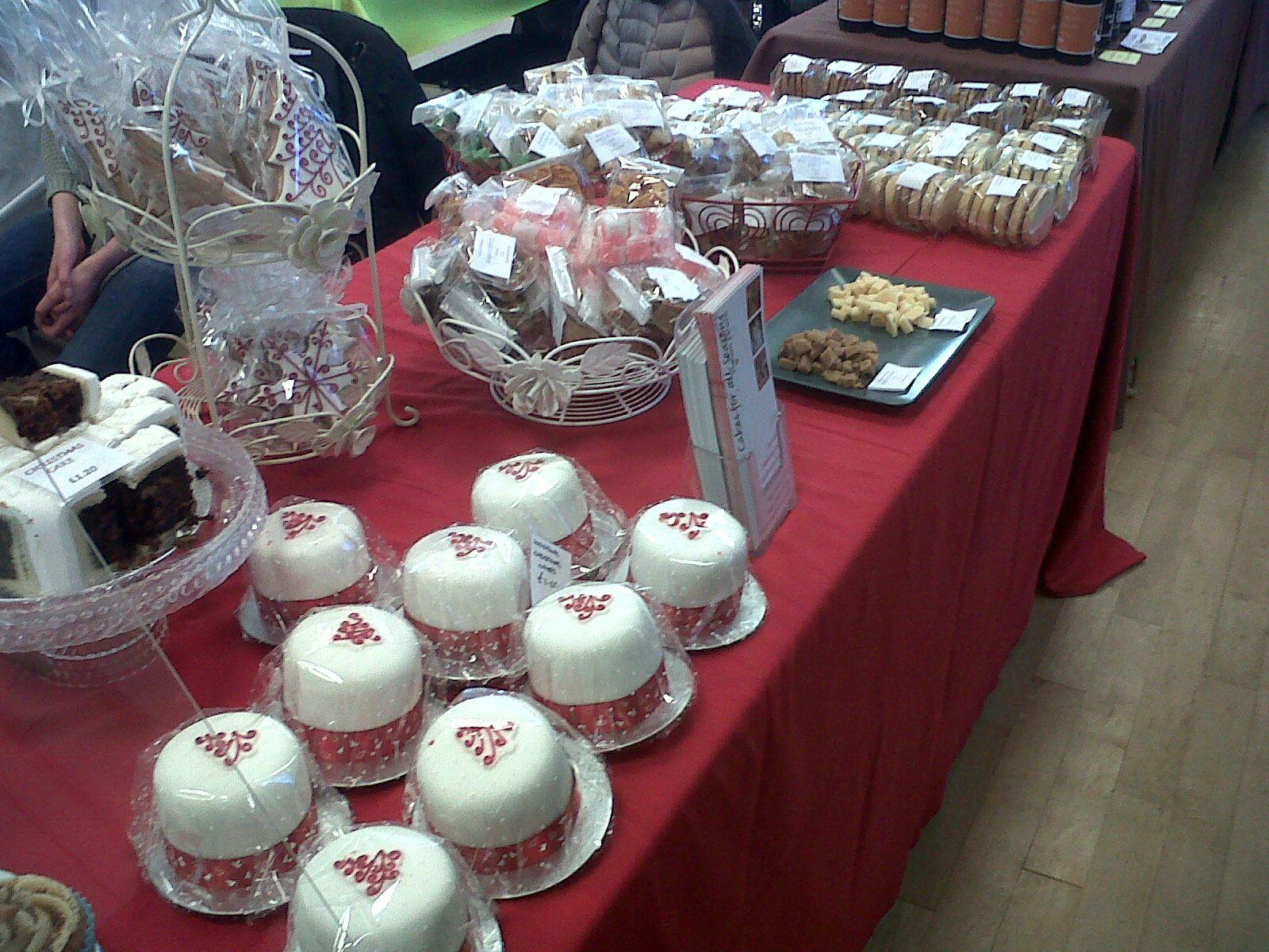 christmas cake stall Cake stall Pinterest Cake stall ...