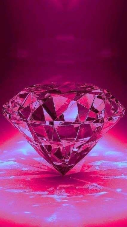 صلاة الاستسقاء Diamond Wallpaper Pink Wallpaper Iphone Hot Pink Walls