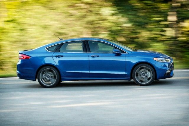 2017 Ford Fusion Review Ratings Specs Prices And Photos The