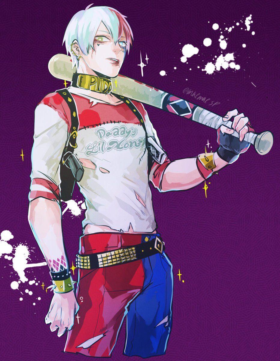 前田ビチクソ丸 on | My Hero Academia | Buko no hero academia