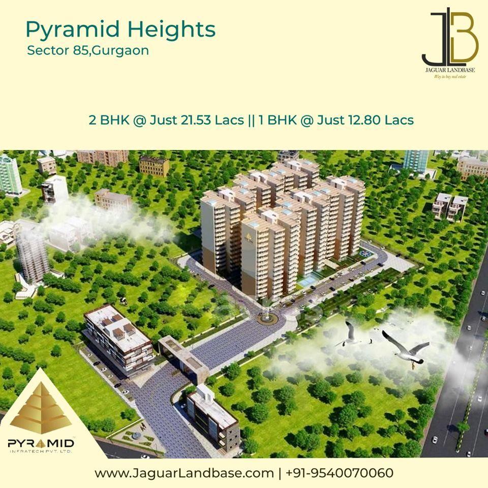 Pyramid Heights, AffordableHousing Sector 85, Gurgaon