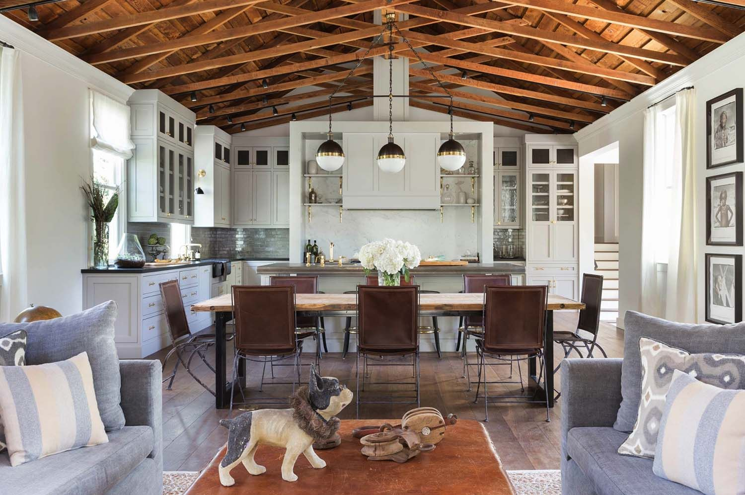 Historic church in Mill Valley transformed into stylish family home ...