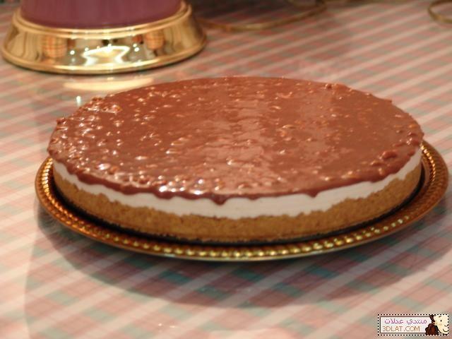 تشيز كيك السنكرس خطوة بخطوة وبالصور لايفووتكم Food Desserts Sweet Tooth