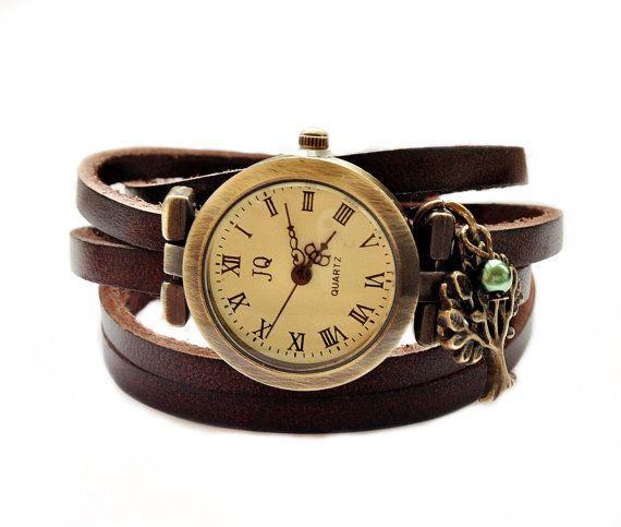 Wrap Watch Bracelet Wrist Vintage By Tank