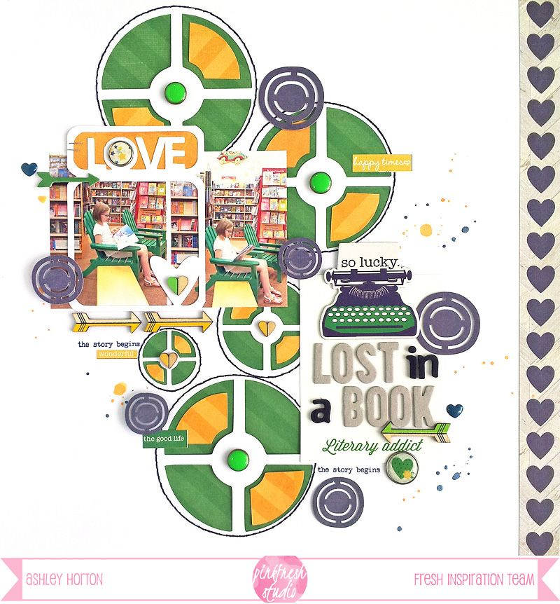 Pinkfresh Studio: It's All about the Embellishing!