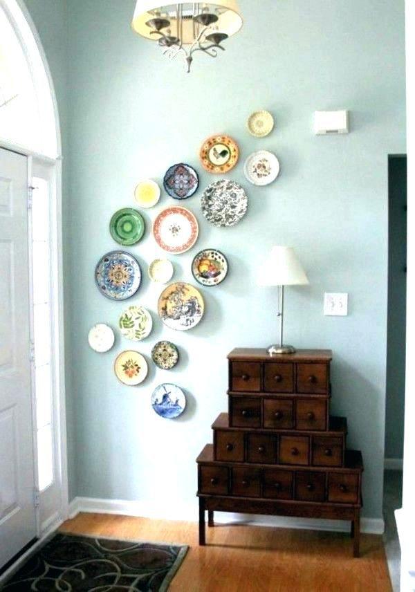 Decorative Wall Plates Hanging Plates On Wall Wall