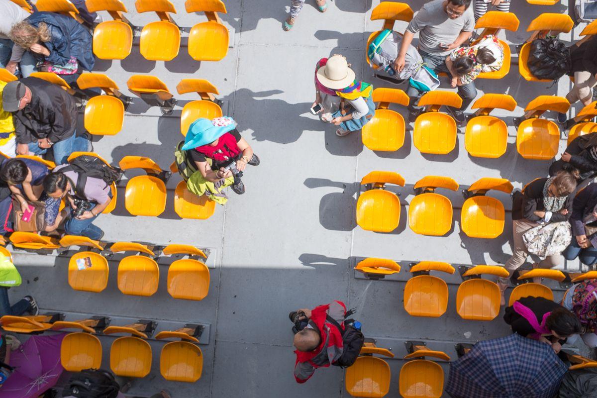 Les Touristes se la coulent douce | VICE | France