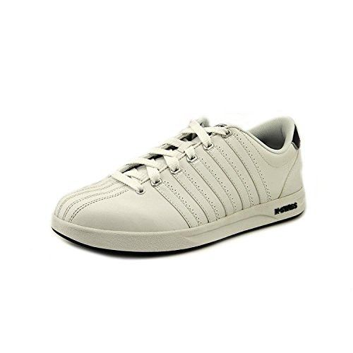 Clean Court CMF, Sneakers Basses Homme, Noir(Charcoal/Silver/White 012) - 42 EUK-Swiss
