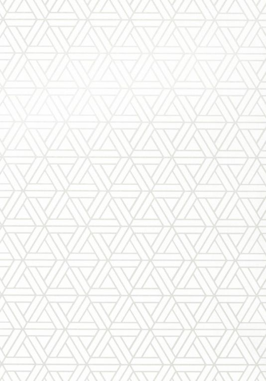 Medina Wallpaper A geometric wallpaper with an interlocking - triangular graph paper
