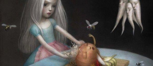 Nicoletta Ceccoli Wallpaper Meaning Fairy Tale