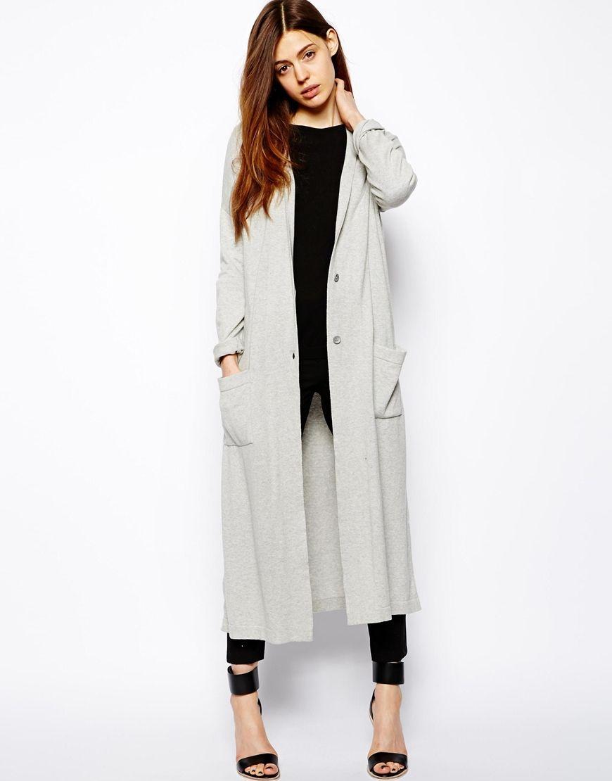 ASOS Longline Oversize Cardigan | My Style | Pinterest | Long ...