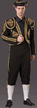 Adult Matador Costume  sc 1 st  Pinterest & Adult Matador Costume | Holidays | Pinterest | Matador costume ...