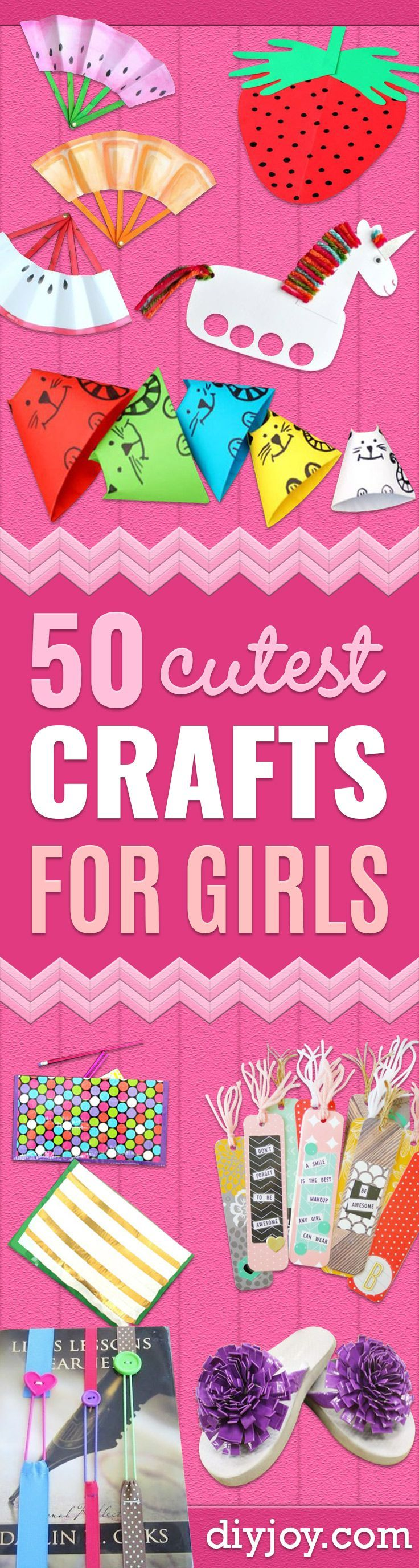 15+ Cute easy crafts to do at home information