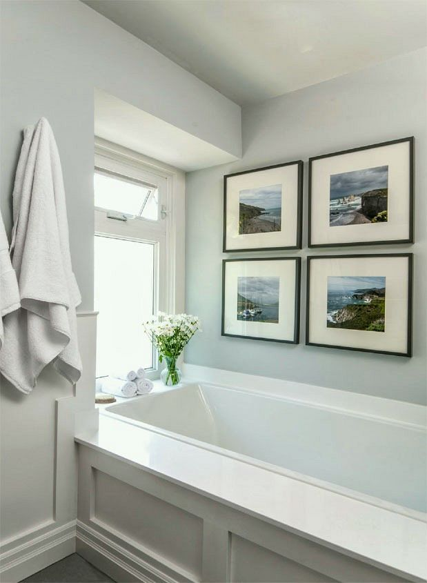 The Best No Fail Benjamin Moore Gray Bathroom Colors Laurel Home Pretty By Vanessa Thomas