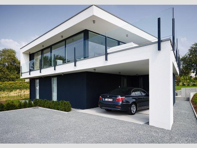 Amerikaanse moderne c architectuur houtbouw prefab houtkaderbouw houtskelet villa bouwen for Modern huis binnenhuisarchitectuur villas