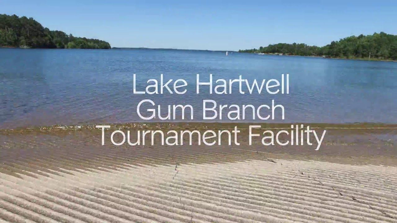 Lake hartwells gum branch tournament facility is a great