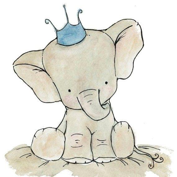 elefant das ist kindersache pinterest elefanten bilder kinderzimmer und gemalte bilder. Black Bedroom Furniture Sets. Home Design Ideas