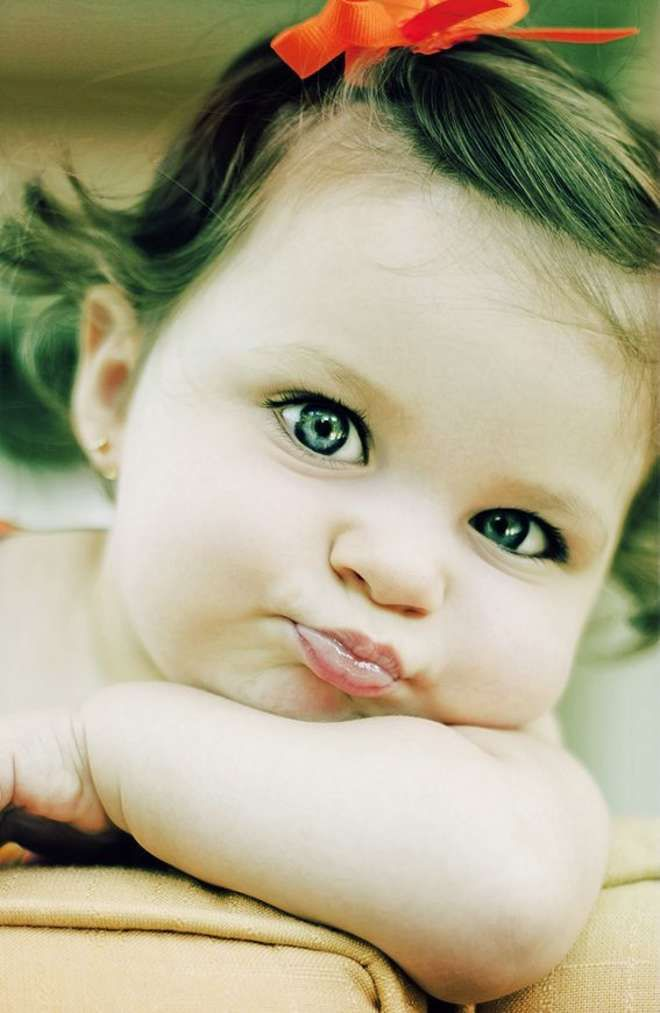 The Most Beautiful Baby In The World In 20 Beautiful Pictures