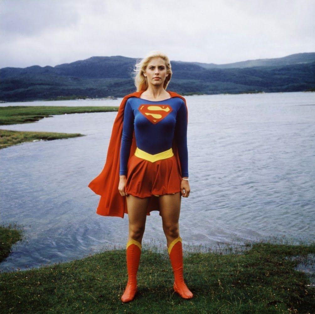 Helen Slater as Supergirl (1984)