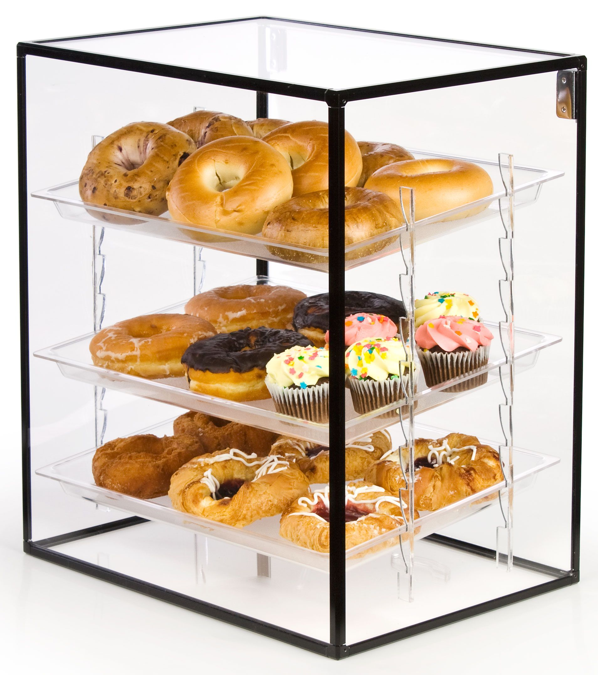 cabinet display countertop delfield small counter bakery refrigerated sale cases curved countertops refrigerator pastry case chocolate glass
