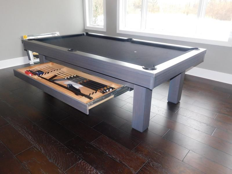 Olhausen West End Pool Table images