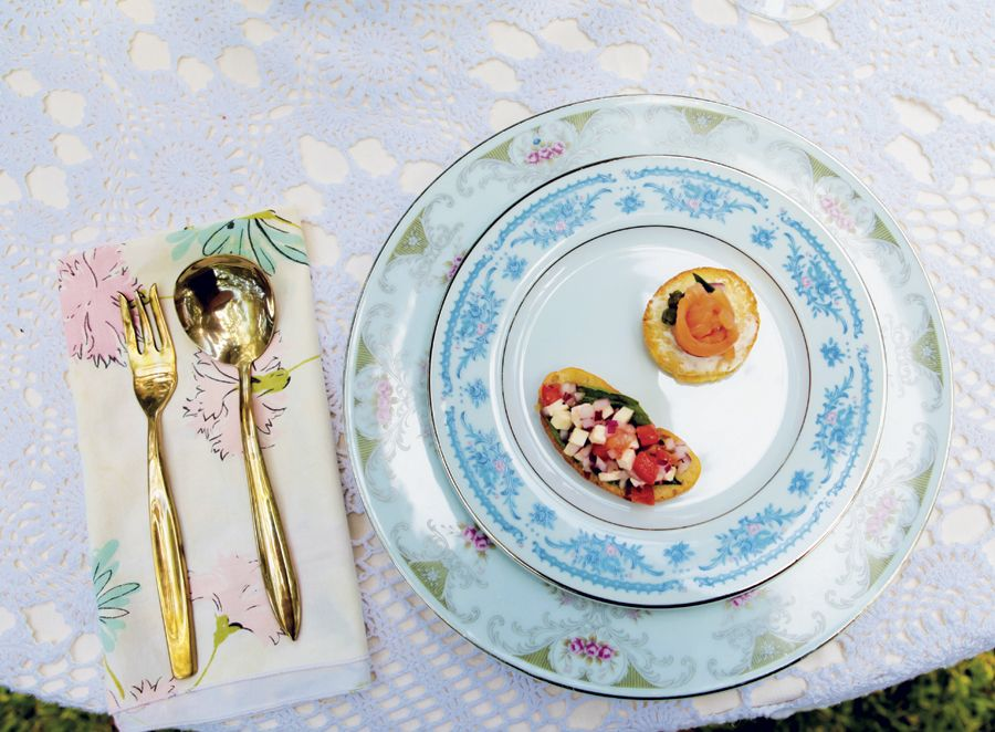 Join us January 19, 2014 in The Morgan Center • Jekyll Island Club Hotel 1 - 4PM. Photo by Bobbi Brinkman. Table setting from Fancy Plates.