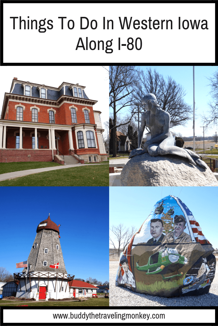 Things To Do In Western Iowa Along I 80 Travel Usa Travel Road