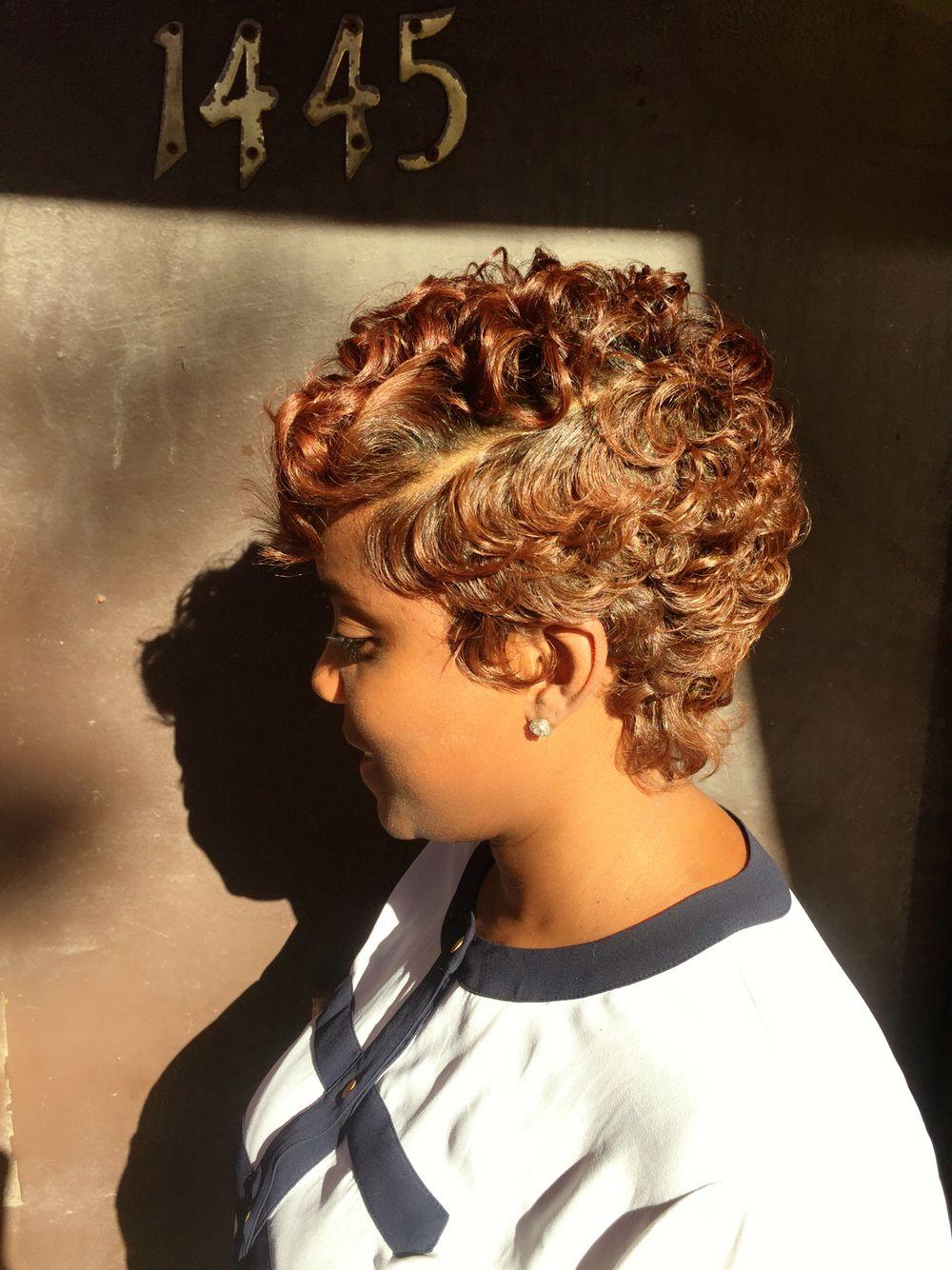 Hair by gillian garcia more favs pinterest short hair hair