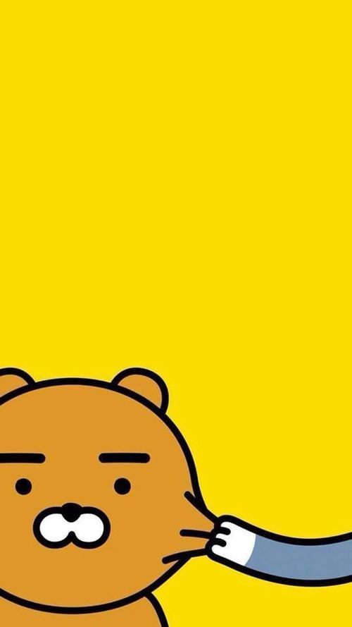 Wallpaper Korea And Cute Image Friends Wallpaper Kakao Friends Wallpaper Iphone Cute Awesome korean style wallpaper for