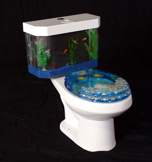 14 Cool And Unusual Aquariums Demilked Lavabo Aquarium Meuble Aquarium La Vie En Couleur