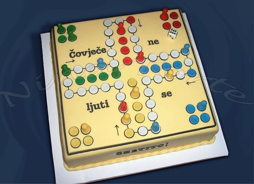 Ludo Birthday Cake Games Pinterest Birthday Cakes And Birthdays - Cake birthday games
