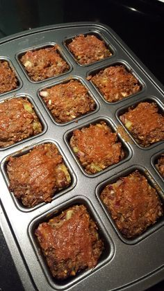 Mini Meatloaf