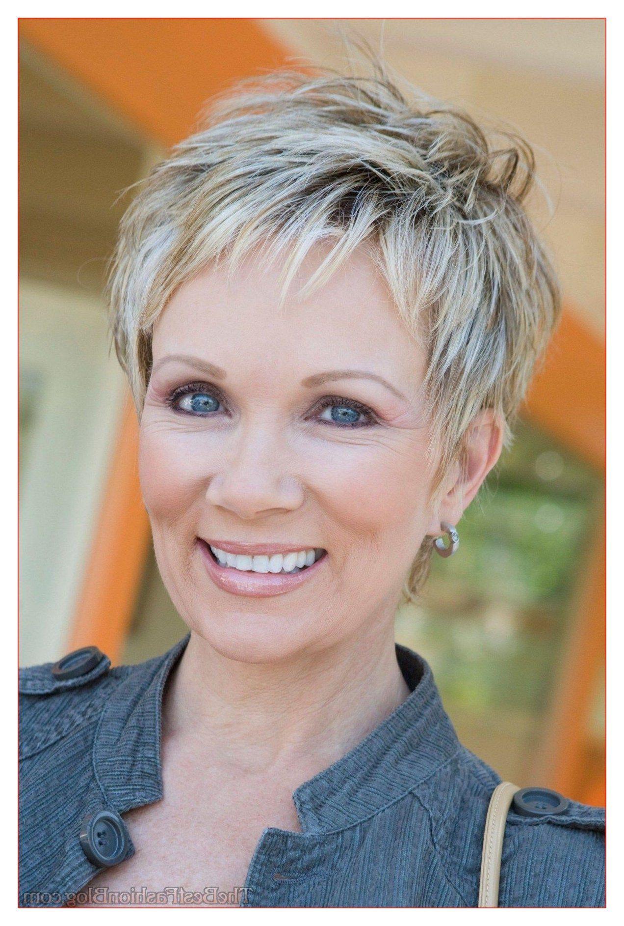 22 Ideas Short Hairstyles Round Face Over 60 Short Hairstyles For Thick Hair Round Face Over In 2020 Short Sassy Haircuts Short Hair Older Women Pixie Haircut