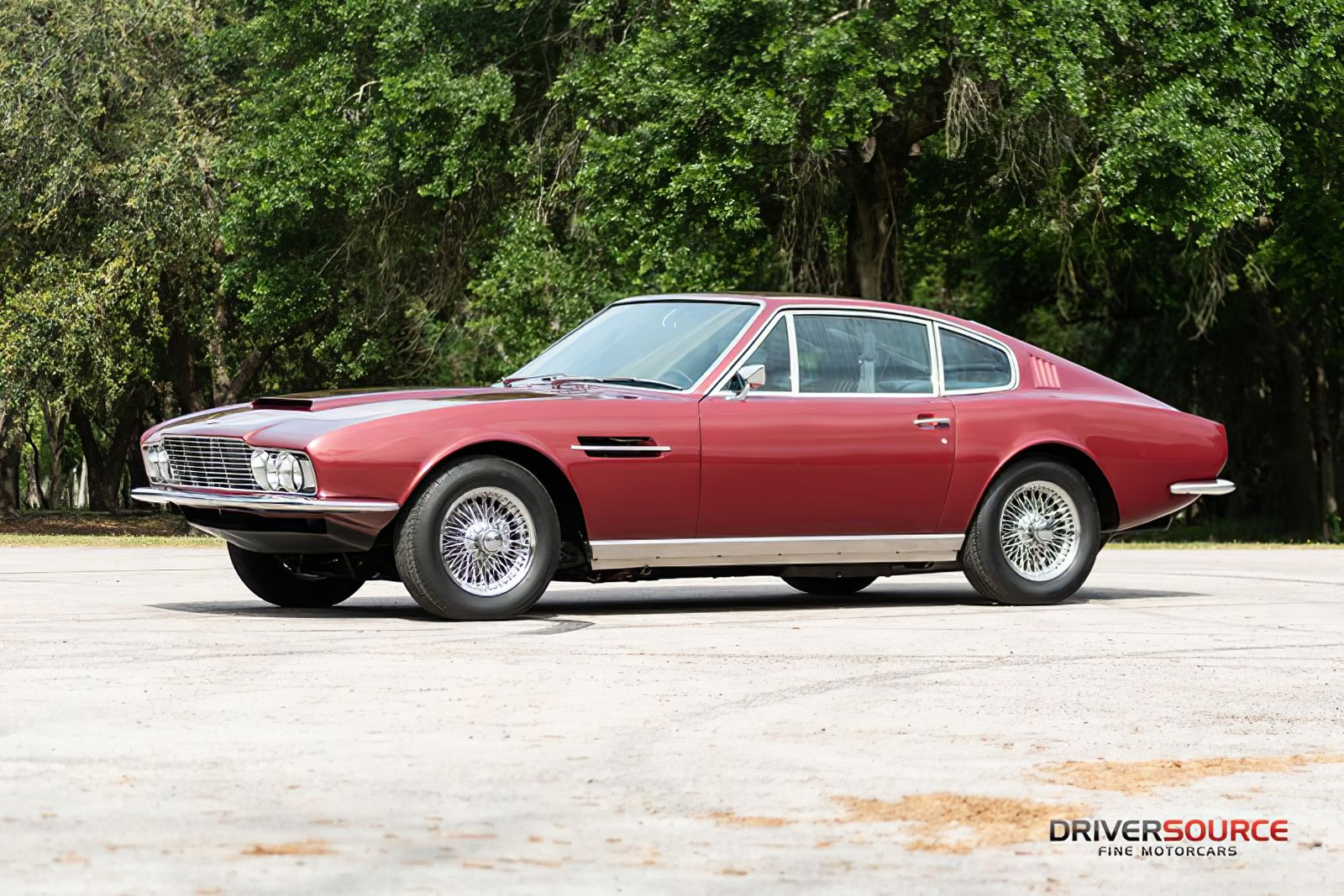 1969 Aston Martin Dbs Sportwagen Sport