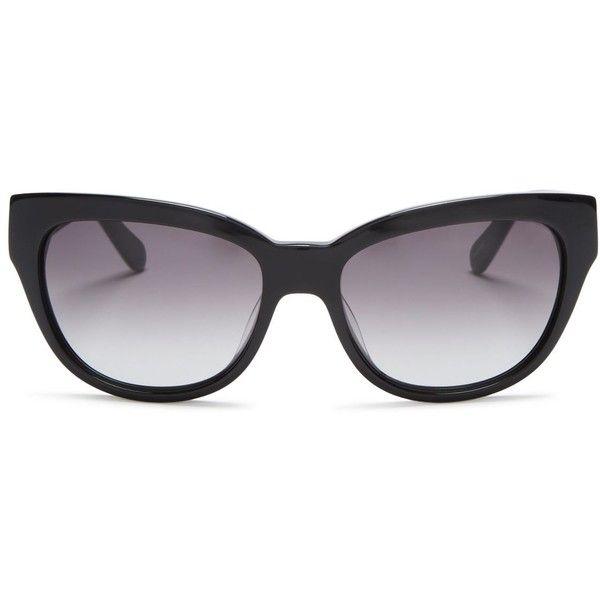 9c51deeba5c kate spade new york Aisha Cat Eye Sunglasses