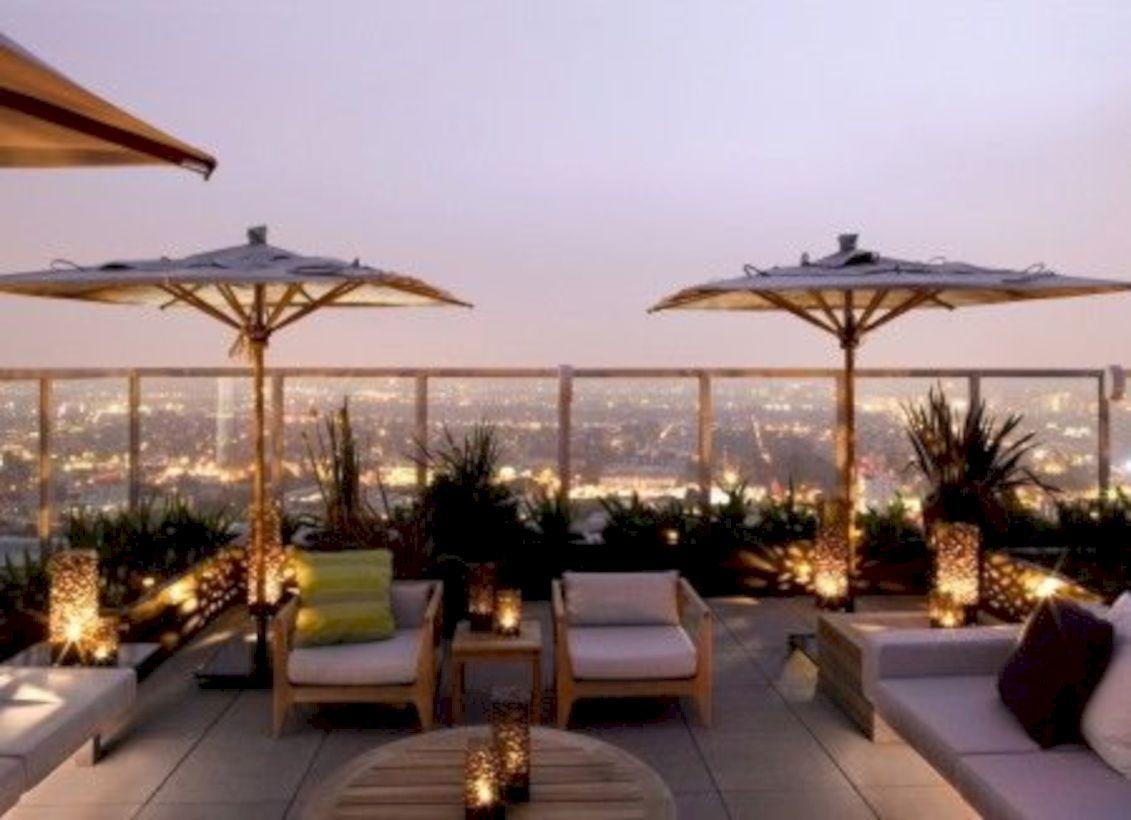 54 Confortable Terrace Garden Design Ideas For Valentine S Day Garden And Outdoor Confortableterracegardendesign Ideas Piscina En La Azotea Azoteas Patios