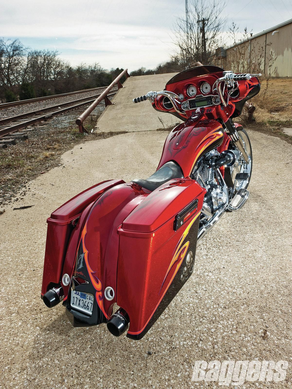 Big In Texas | 2007 Harley-Davidson Street Glide | Baggers